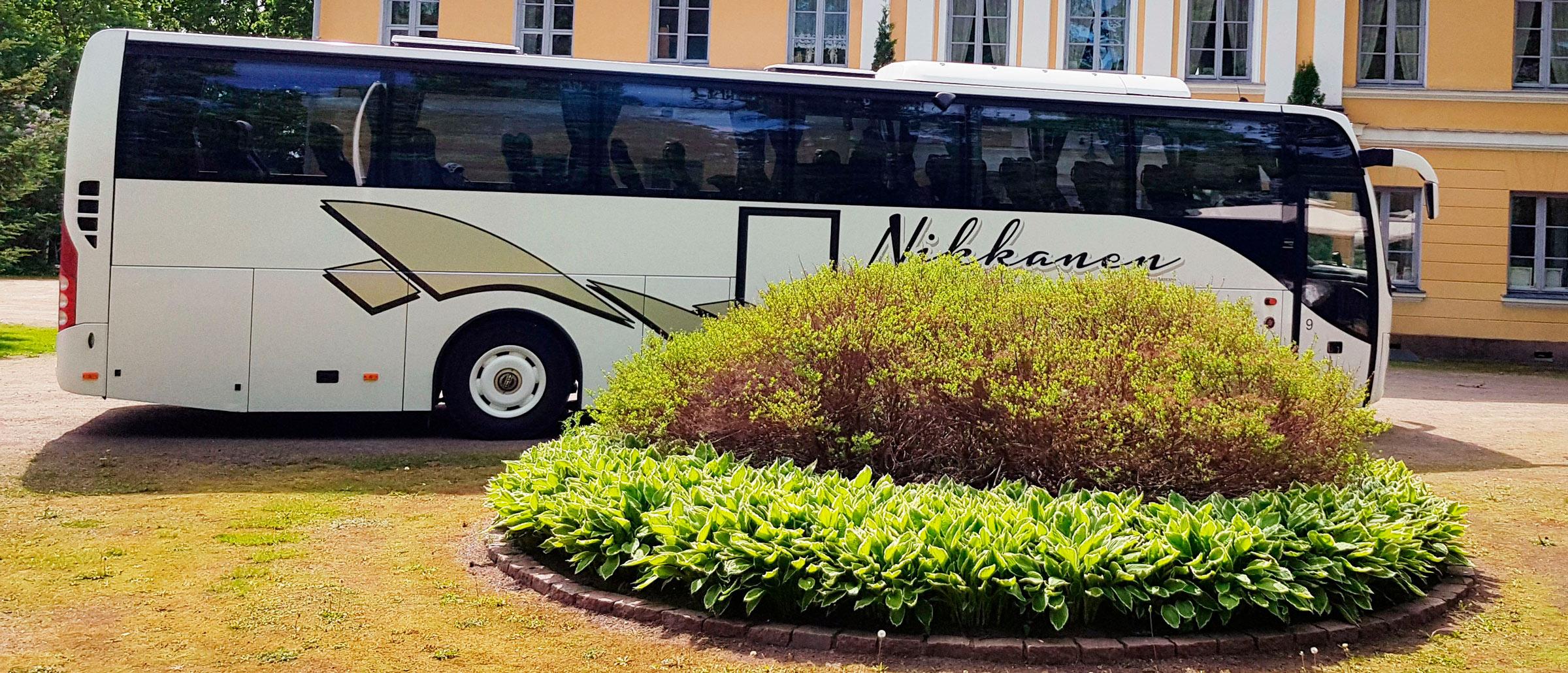Tilausajo Nikkanen
